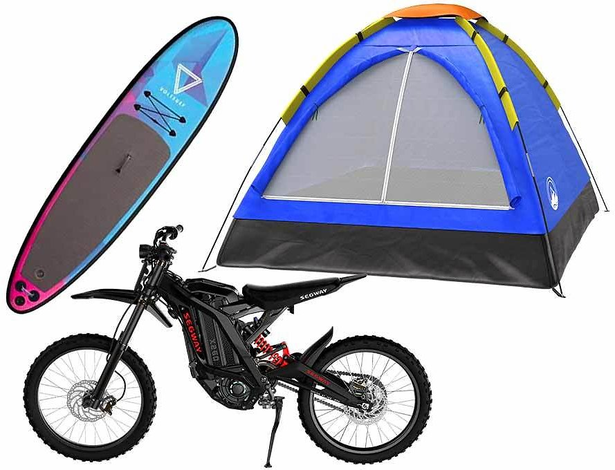Shop Outdoor Recreation Products Sale - Best Buy