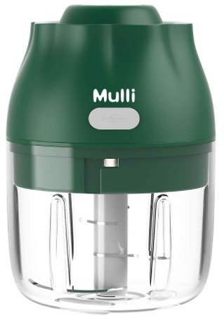 Mulli 8.45oz Mini Food Chopper