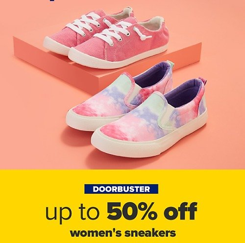 Up To 50% Off Sneakers for Women