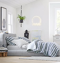Up to 50% Off 1000s of Bedding, Furniture, & Decor Sale | Pottery Barn Teen