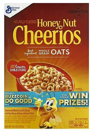 2 for $2.76 Breakfast Foods Cereal