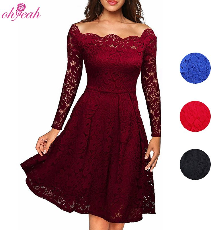 50% OFF Women Plus Size Dress