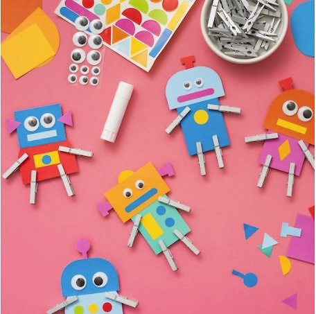 $3.19 Craft Kits for Kids