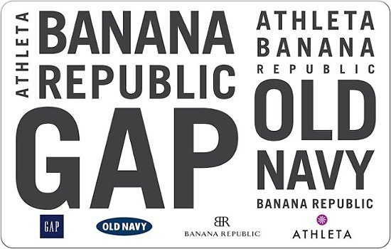 $50 GAP & Old Navy Gift Card + More!