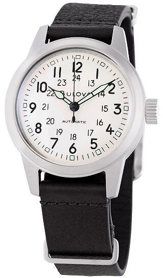 Hack Automatic Ivory Dial Men's Watch 96A246