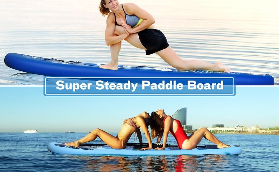 Adult Youth Inflatable Stand Up Paddle Board