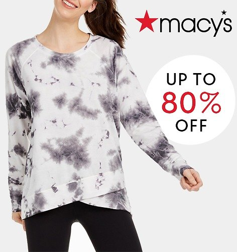 Up to 80% Off Macy's Brand Boutique