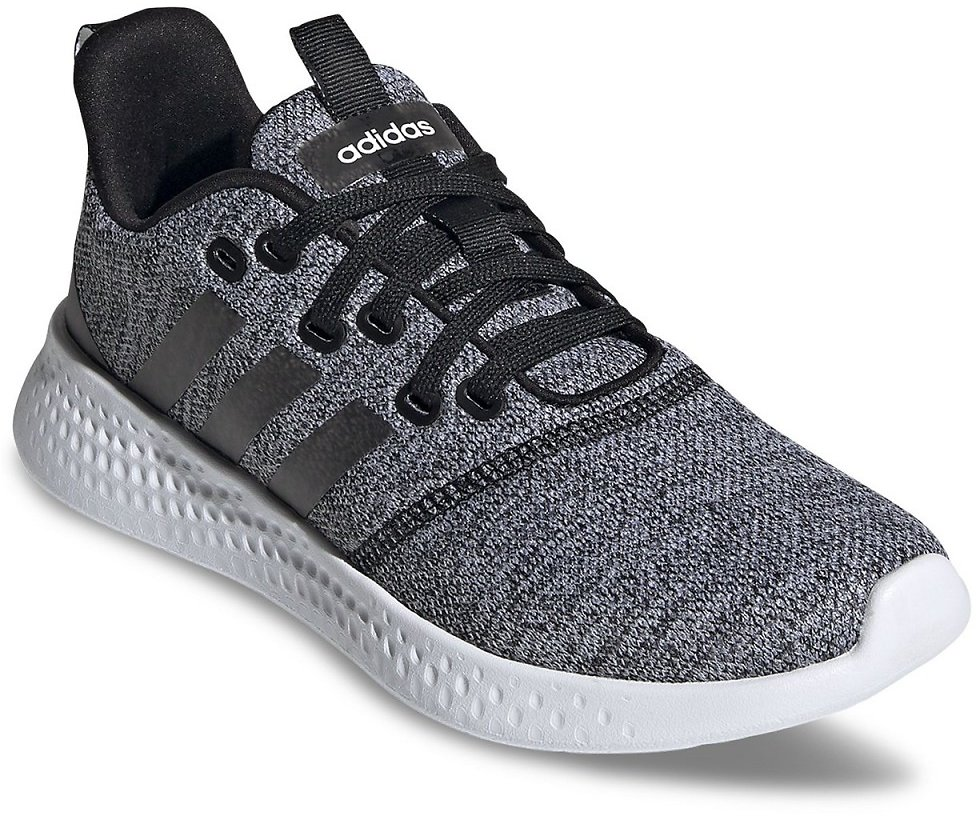 Adidas Women's Puremotion Casual Sneakers (Core Black)