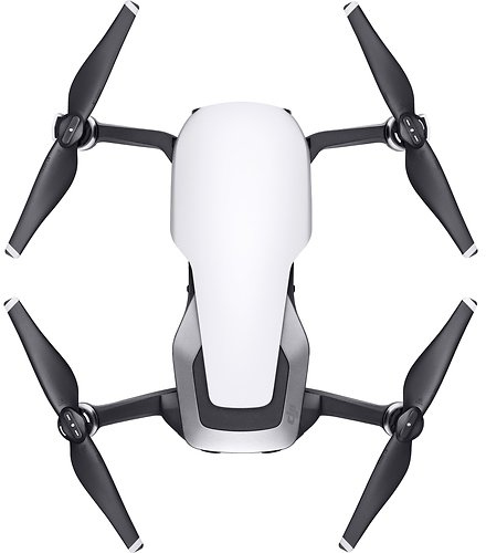 DJI Mavic Air Quadcopter Drones - Arctic White Certified Refurbished
