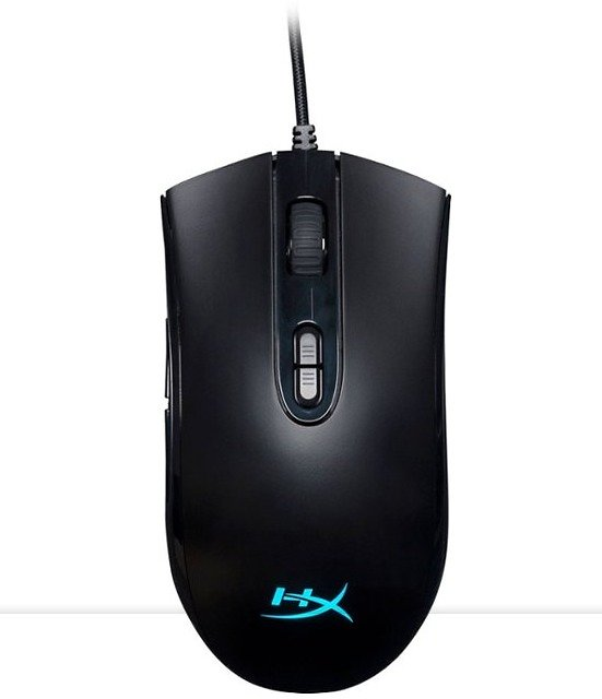 HyperX Pulsefire Core Wired Optical Gaming Mouse with RGB Lighting HX-MC004B