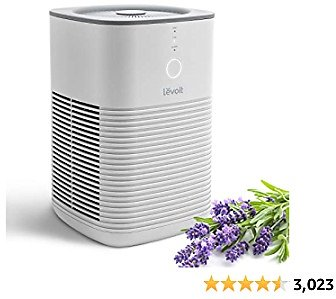 LEVOIT HEPA Small Compact Portable Room Air Purifier H128