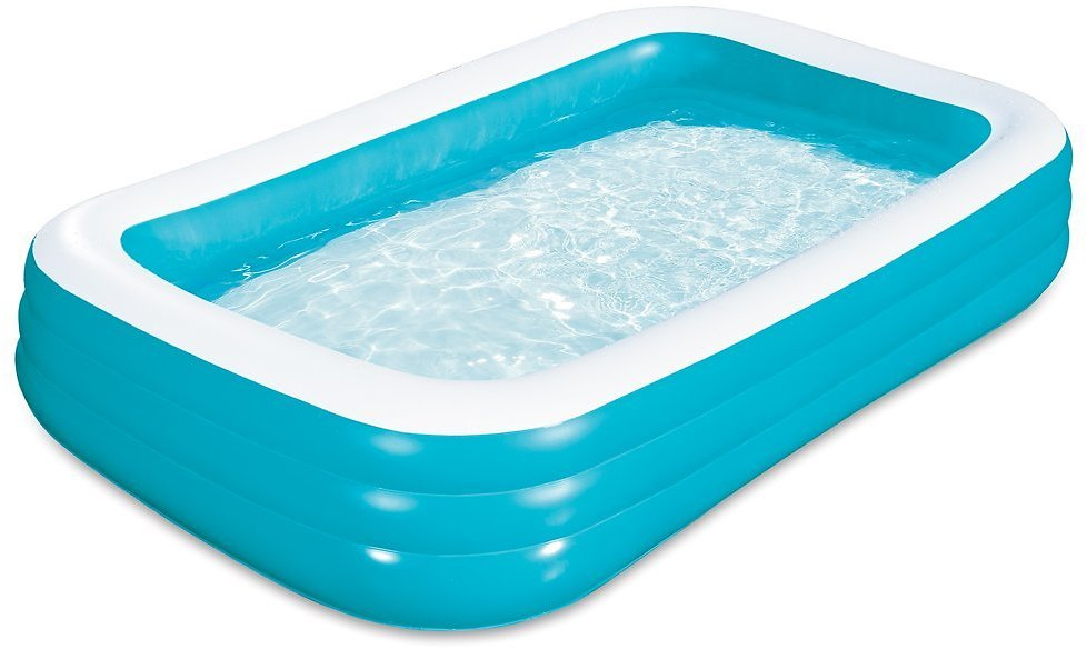 Play Day 10 Foot Inflatable Family Pool (In Store)