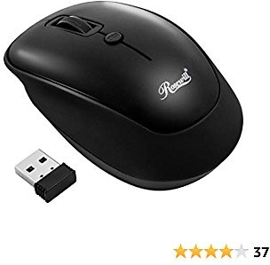 Rosewill Cordless Compact Travel Mouse
