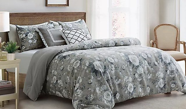 Select 5pc Comforter and Quilt Sets. Now $49.99
