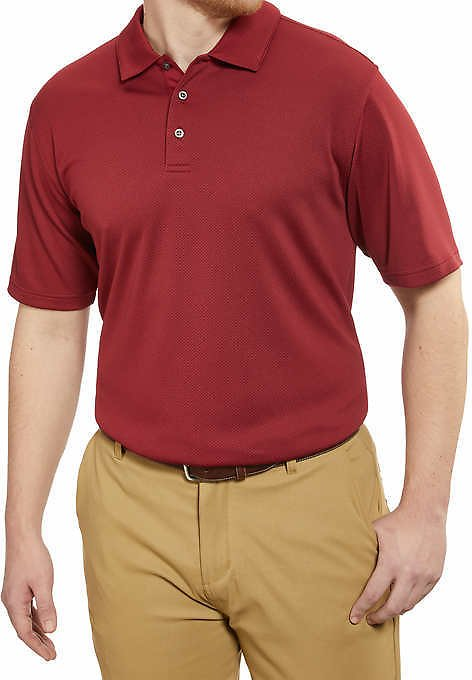 Bolle Men's Performance Polo (4 Colors)