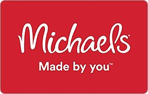 $100 Michaels Gift Card