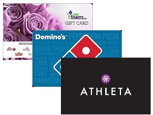Gift Card Deals Mini-Roundup