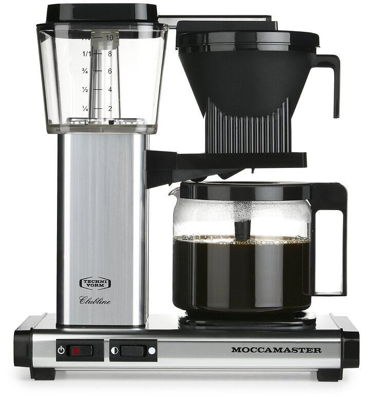 Moccamaster 10-Cup Coffee Maker ON SALE
