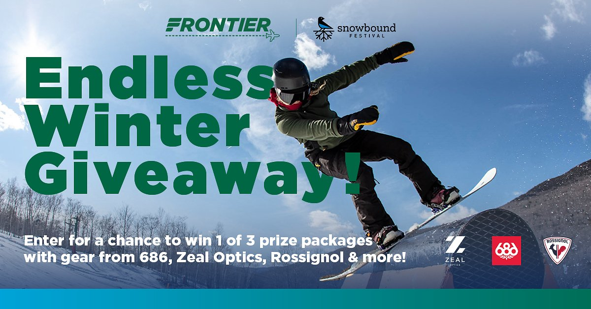 Win a $7,000 VIP Snowbound Festival Getaway for Two