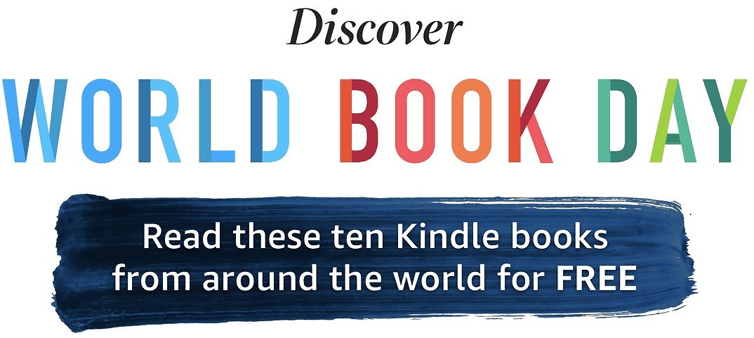 Amazon Is Offering 10 Free Kindle Ebooks for World Book Day
