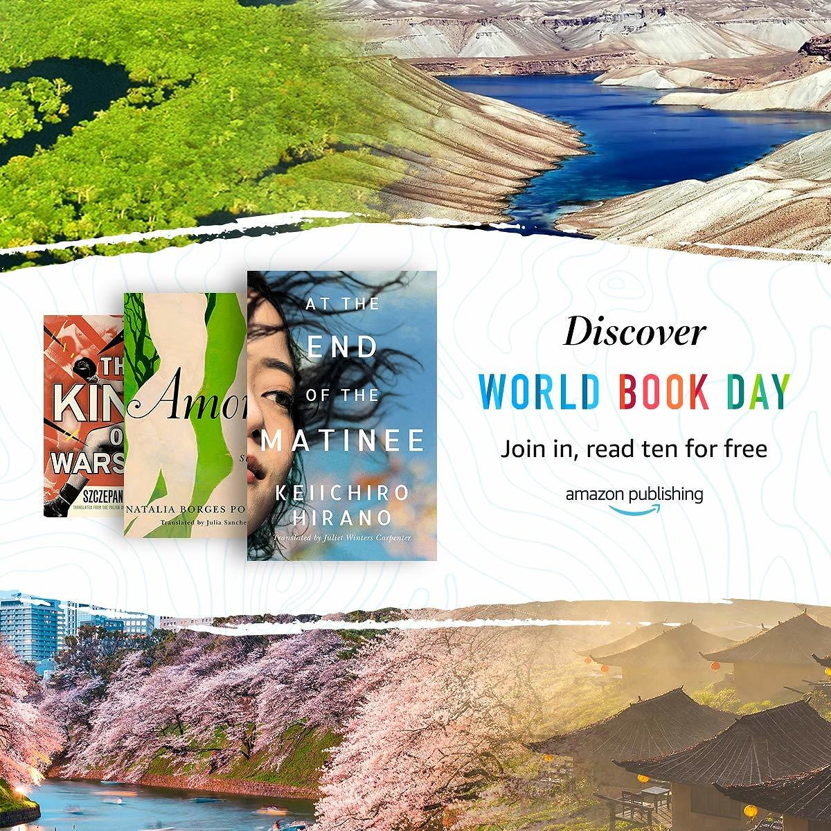 Discover World Book Day - Free Ebooks