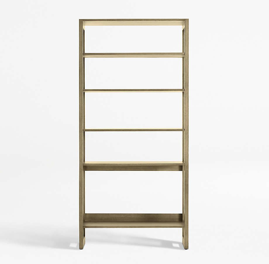 Prescott Wide Bookcase