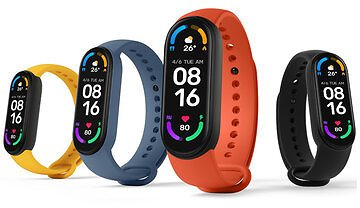 Xiaomi Mi Band 6 Smartwatch