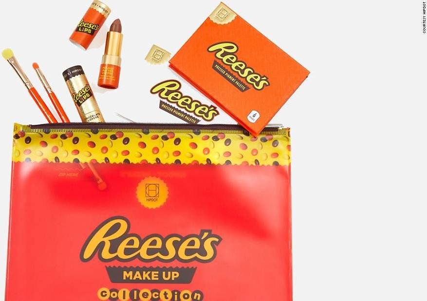 Hershey Has a Strange Idea About Where You Should Put Your Reese's
