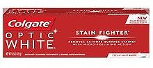 Colgate Stain Fighter Toothpaste Clean Mint Paste