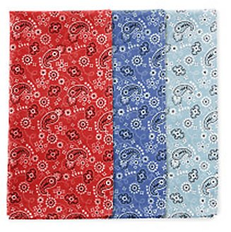 Perry Ellis 3-Pk. Bandanas(Multiple Styles)