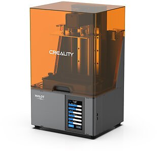 Creality 3D® Halot-SKY Resin 3D Printer Self-Developed 5inch Display/Reinforced Z-axis Dual Linear Guide Structure/Wifi-APP Control/AI Hardcore Brain