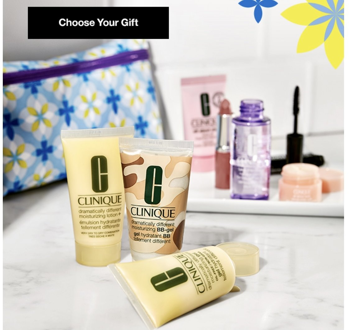 Free 7 Piece Gift with Purchase