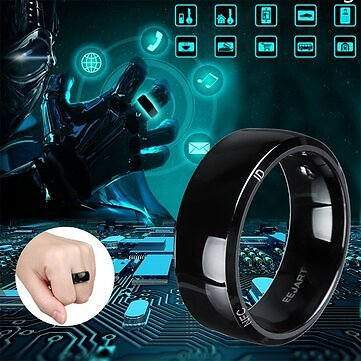 Smart NFC Ring for IOS Android Windows Mobile Phones