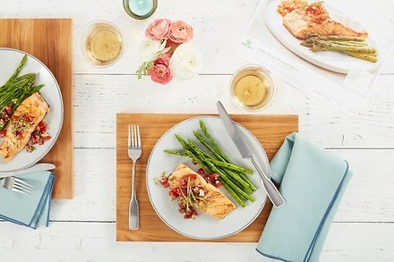 One or Two Weeks of Meal Kit Deliveries from Home Chef (Up to 60% Off)