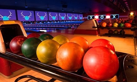 Two Hours of Bowling and Shoe Rentals for Two, Four, or Six Guests At Bowlmor Lanes and Bowlero (Up to 55% Off)