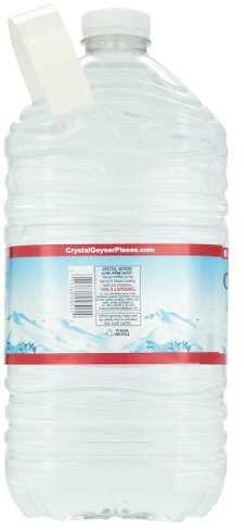 128oz Crystal Geyser Alpine Spring Water