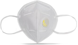 KN95 Face Mask with Breathing Valve