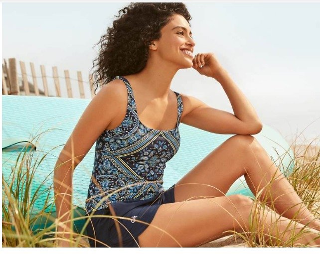 Up to 75% Off Lands' End Swimwear