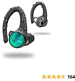 Poly BackBeat FIT 3150 (Formerly Plantronics and Polycom) True Wireless Sport Earbuds - Black