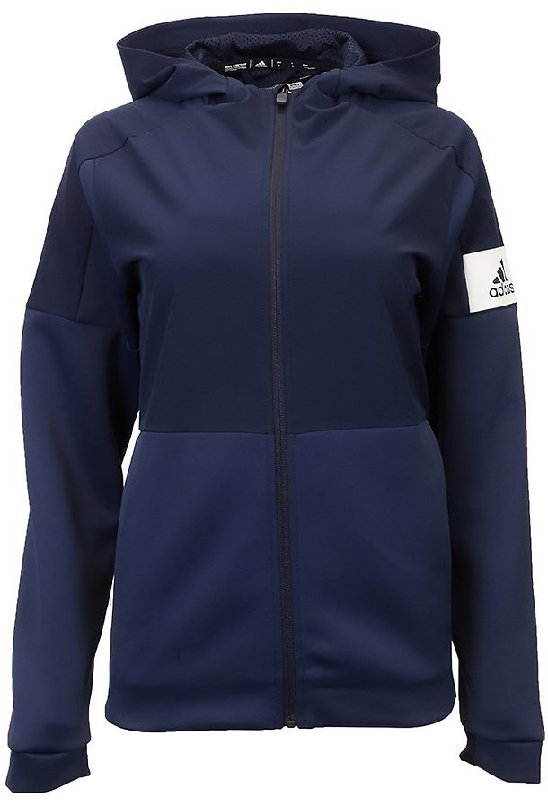 Adidas Women's Hooded Game Mode Jacket