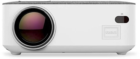 RCA RPJ143 480p Home Theater Projector- Supports 1080p W/HDMI & Bluetooth 5.0, White