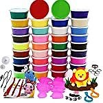 Amazon #AD : 36 Colors Air Dry Clay For $7.50