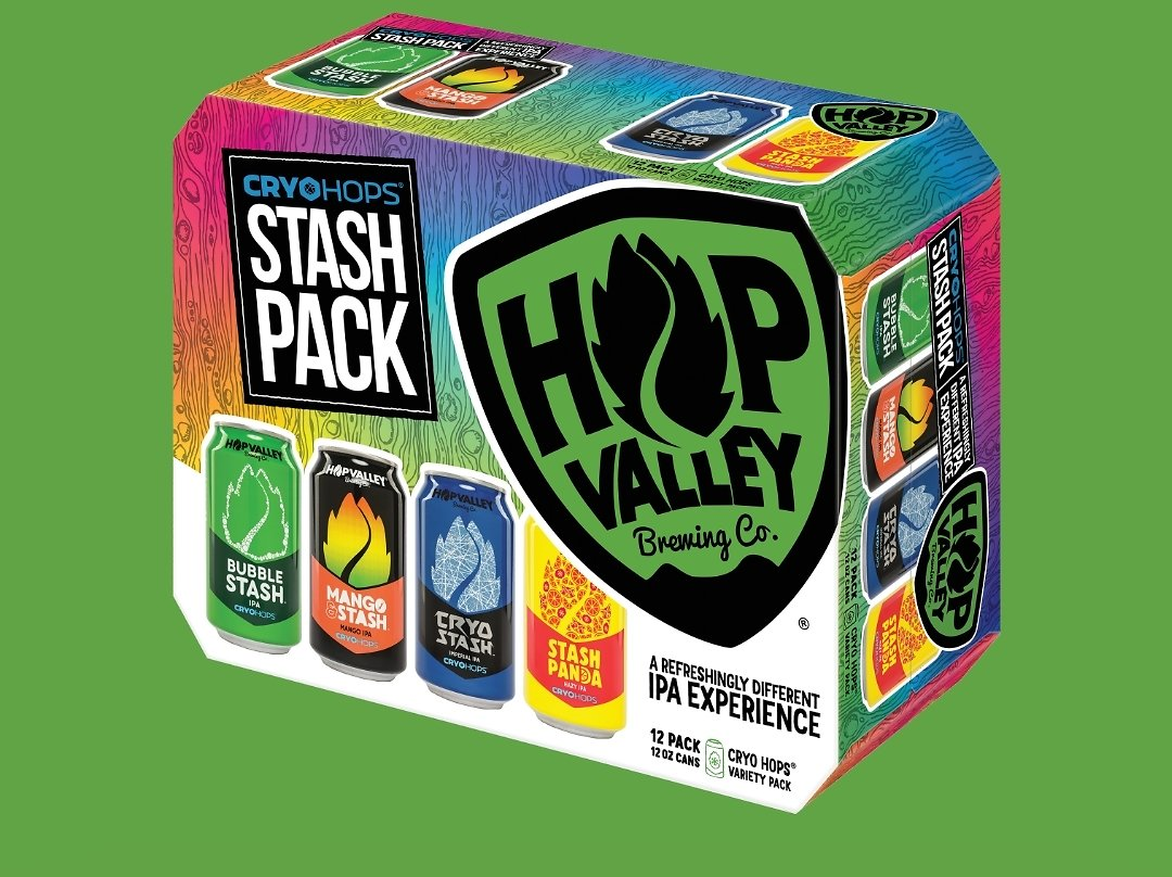 FREE 12-pack of Hop Valley After Rebate (Up to $20)