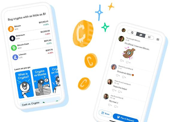 You Can Now Buy Bitcoin and Other Cryptocurrencies On Venmo—here's What You Need to Know