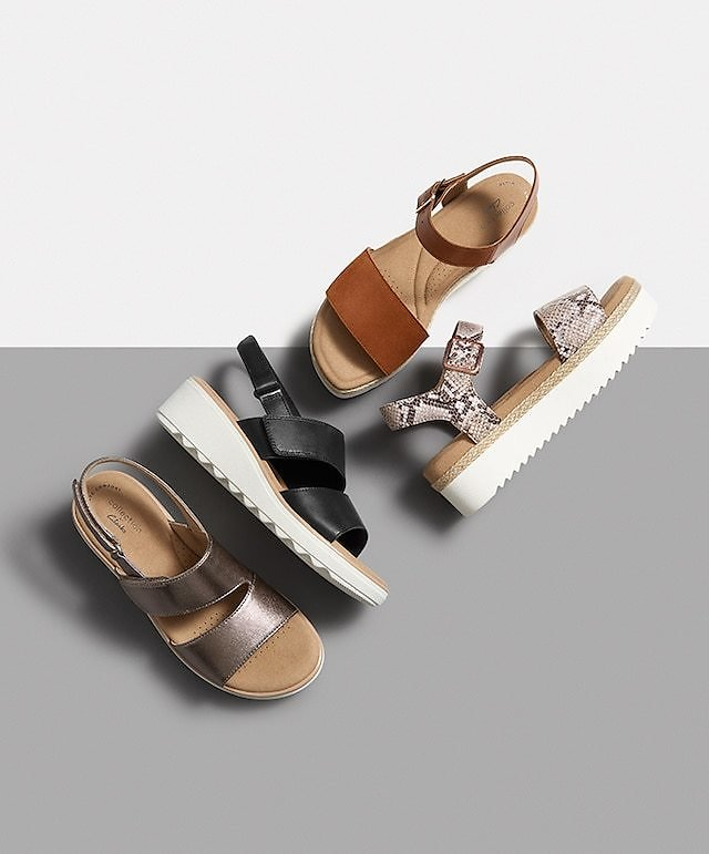 Up to 60% Off Clarks Shoes, Boots & Sandals