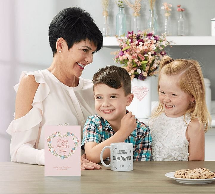 Up to 50% Off Mother's Day Gifts + Extra 20% Off