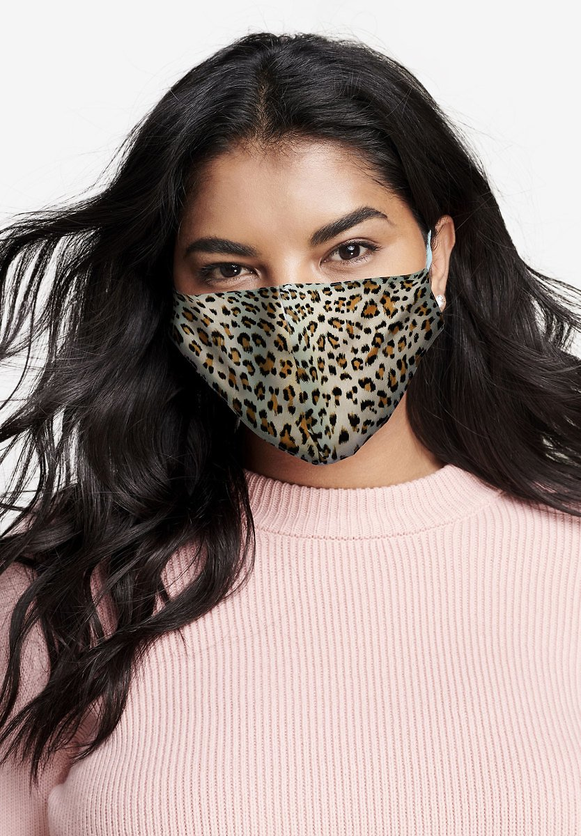 2-Layer Reusable Cotton Face Mask