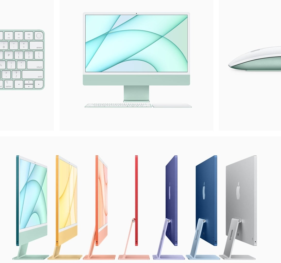 New IMac Pre-Orders Starts From April 30th