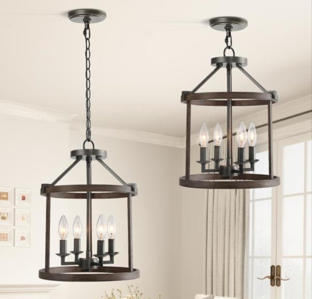 Up to 95% Off Chandelier & Pendant Lighting + More