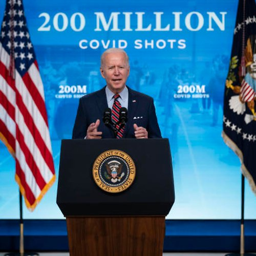 Biden Announces Tax Credit So Workers Can Get Paid Time Off to Be Vaccinated